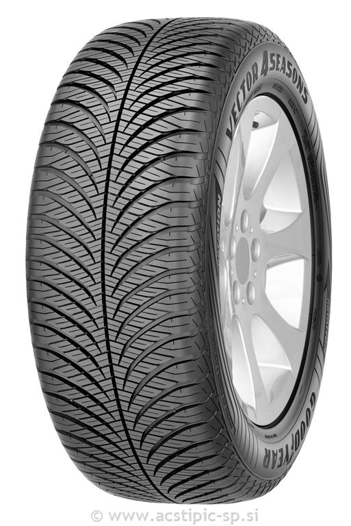 GOODYEAR 4SEASONS SUV 4X4 AO FP 235/55R17 99V